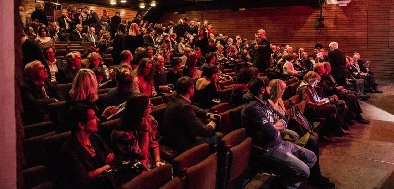 В Театре на Таганке состоялся ежегодный гала-вечер Эндаумент фонда Еврейского музея и центра толерантности