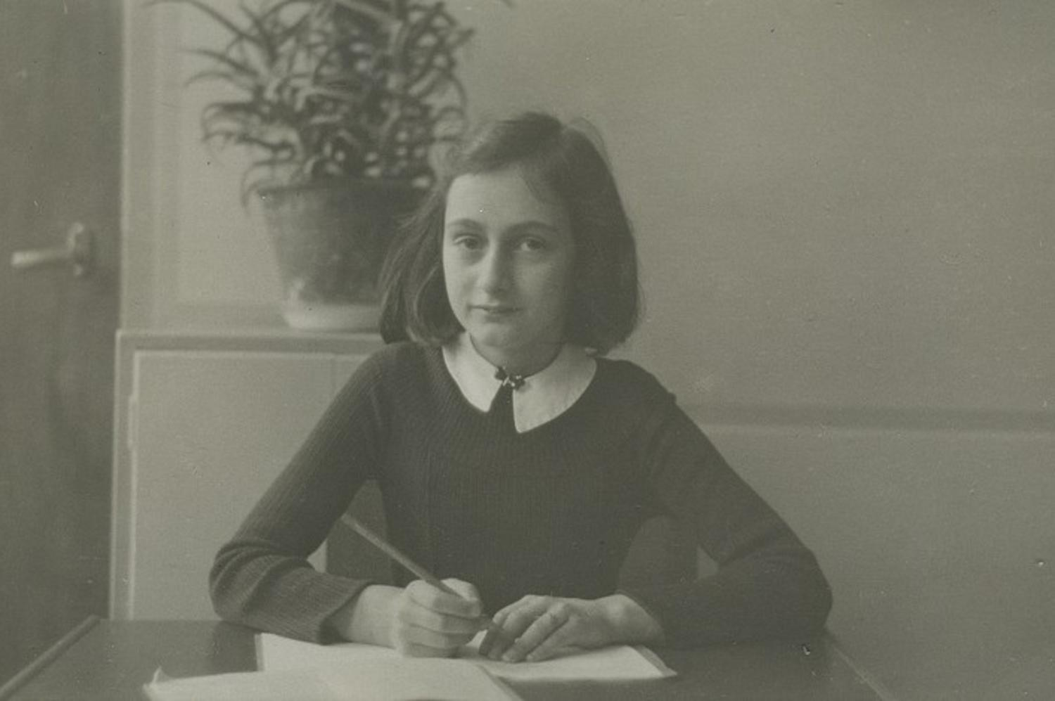 Anne Frank. Holocaust Diaries