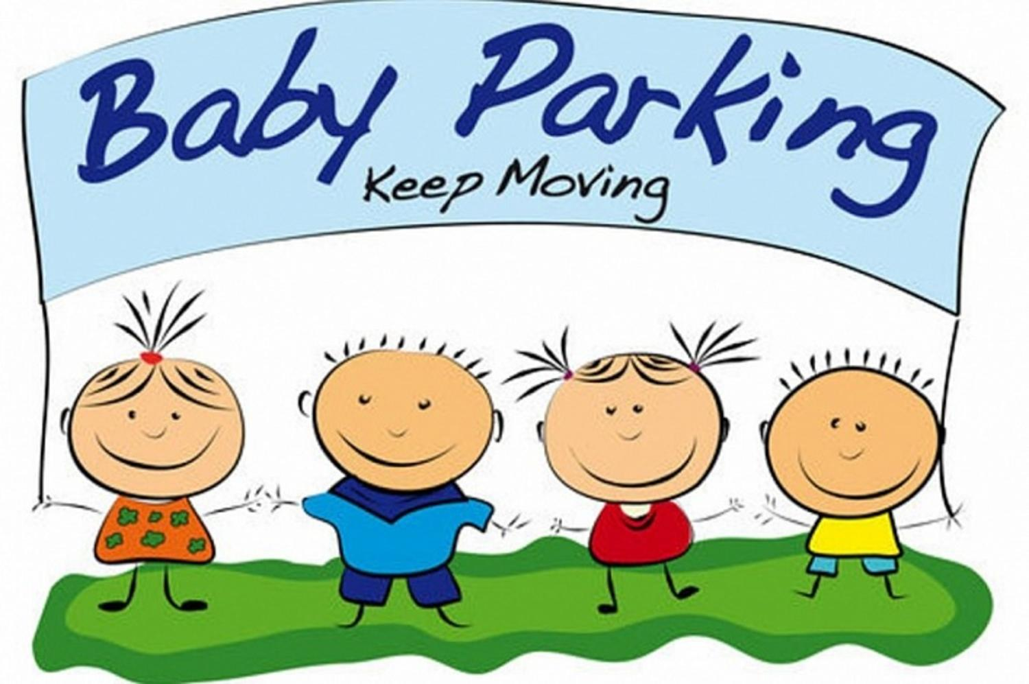 """Baby Parking"" at the Children's Centre"