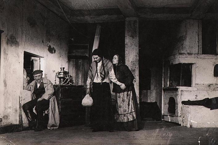 изображение в театре и кино